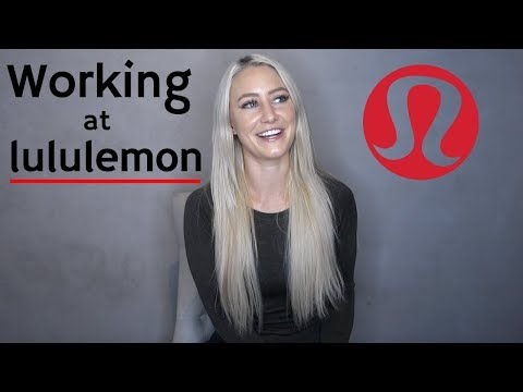 My Experience Working At Lululemon