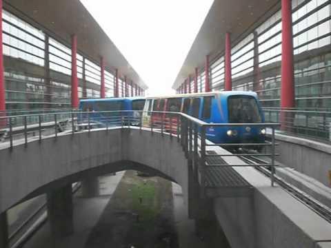 Image result for beijing capital airport tram
