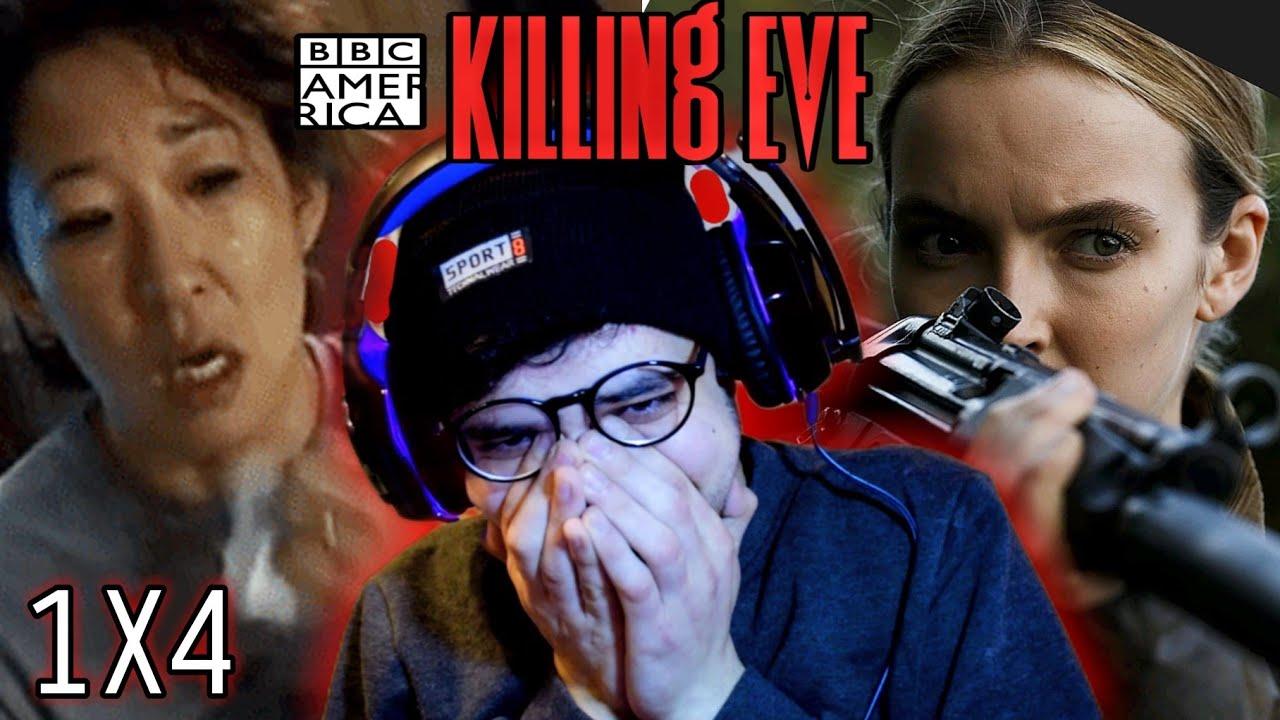 "Download Killing Eve Season 1 Episode 4 ""Sorry Baby"" REACTION!"