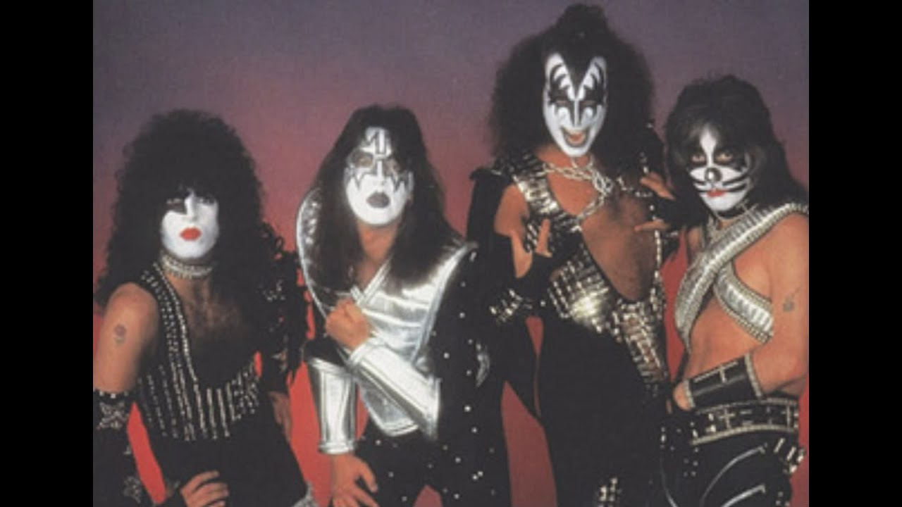 kiss 1973 1980 history youtube. Black Bedroom Furniture Sets. Home Design Ideas