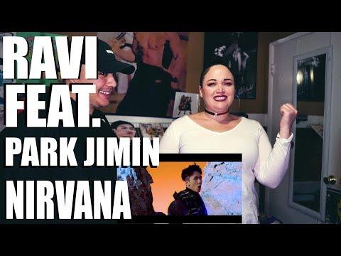 Ravi - NIRVANA (Feat.  박지민) + ALCOHOL REMIX MV Reaction [JREKML]
