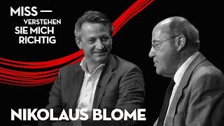 Gregor Gysi & Nikolaus Blome