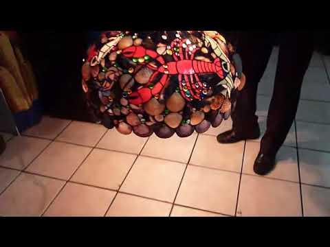 L mpara de conchas ii youtube - Como hacer conchas finas ...