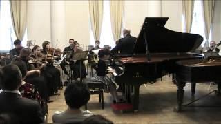 20 04 2014 Гала концерт I Открытого окружного фестиваля юных пианистов Клавир концерт