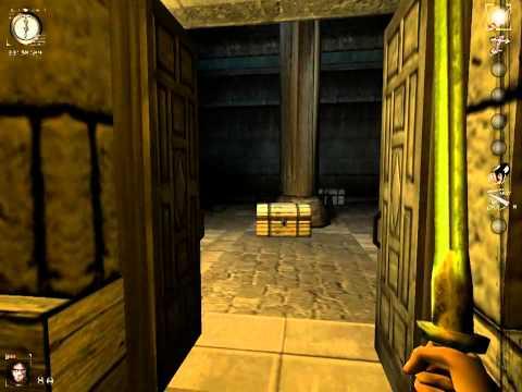 Замок вампиров. Обзор игры Nosferatu.