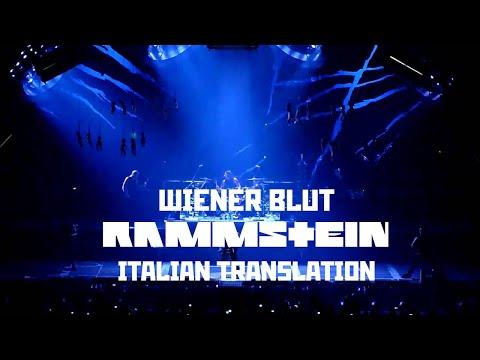 Rammstein - WIENER BLUT [SUB ITA]