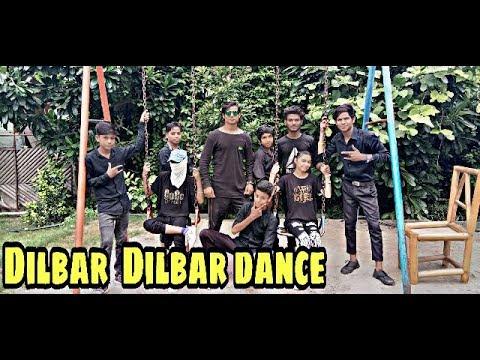 Dilbar Dilbar Dance cover by Rockstar dance academ