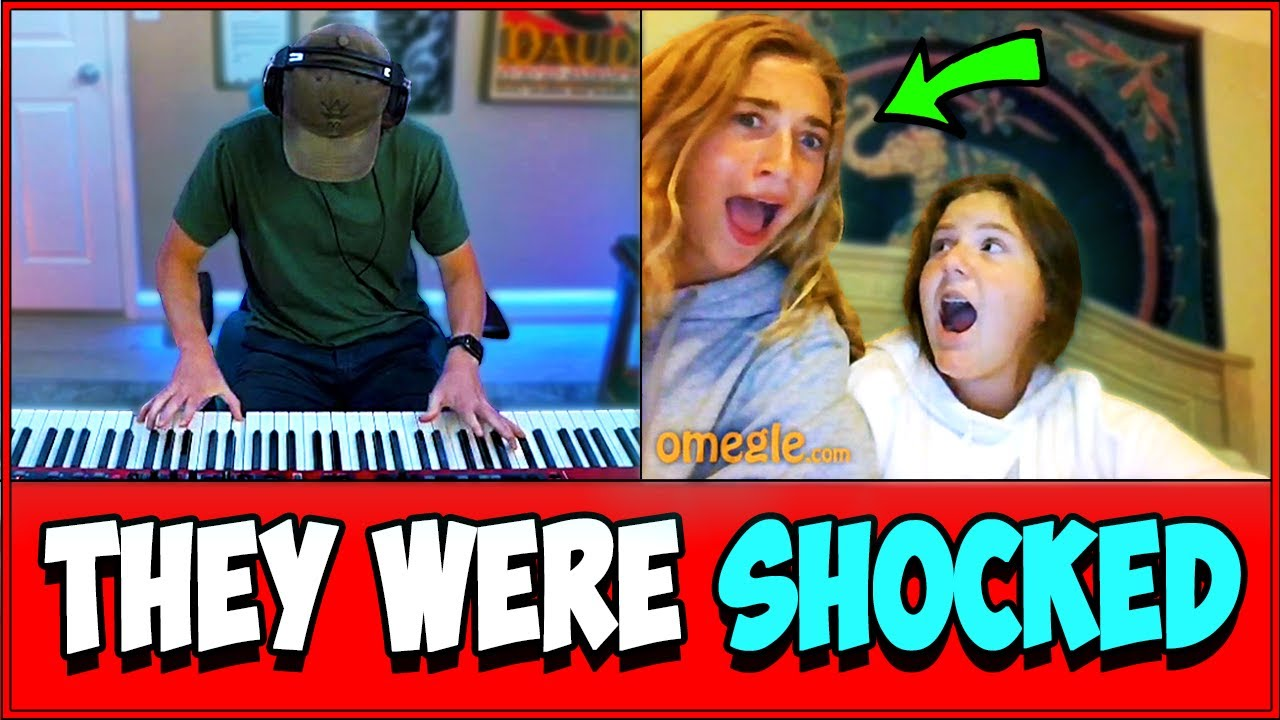 I let strangers on Omegle decide what I play...