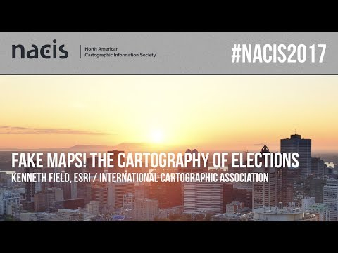 Fake Maps! The Cartography Of Elections — Kenneth Field