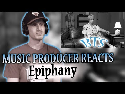 Music Producer Reacts to BTS - Epiphany Comeback Trailer (LOVE YOURSELF 結 Answer)