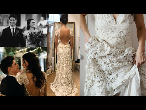 FINDING A SUSTAINABLE WEDDING DRESS