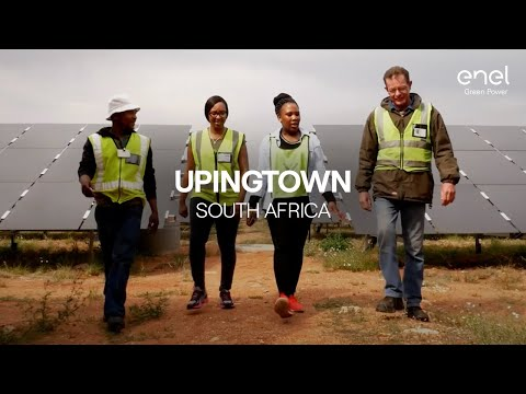 Discovering Enel Green Power's plant in the world: Upington, South Africa