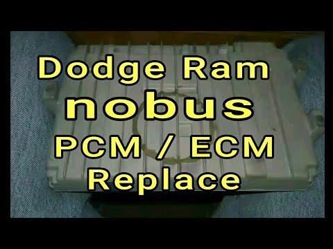 Dodge Ram Van 3500 5 9 Pcm Ecm Replaced After Dreaded Us Code How To Repair Message