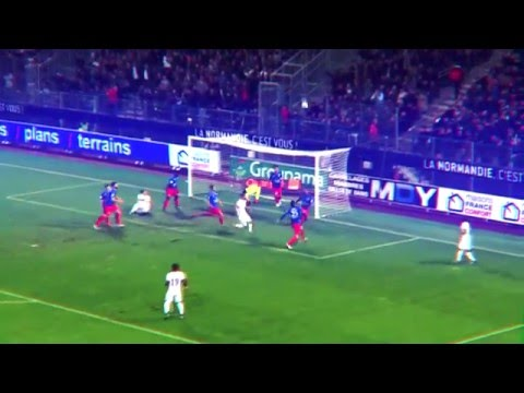 Rémy Vercoutre - Against PSG -