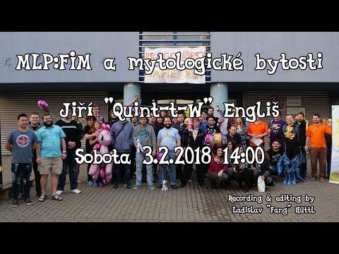 MLP:FiM a mytologické bytosti (Quint-t-W)