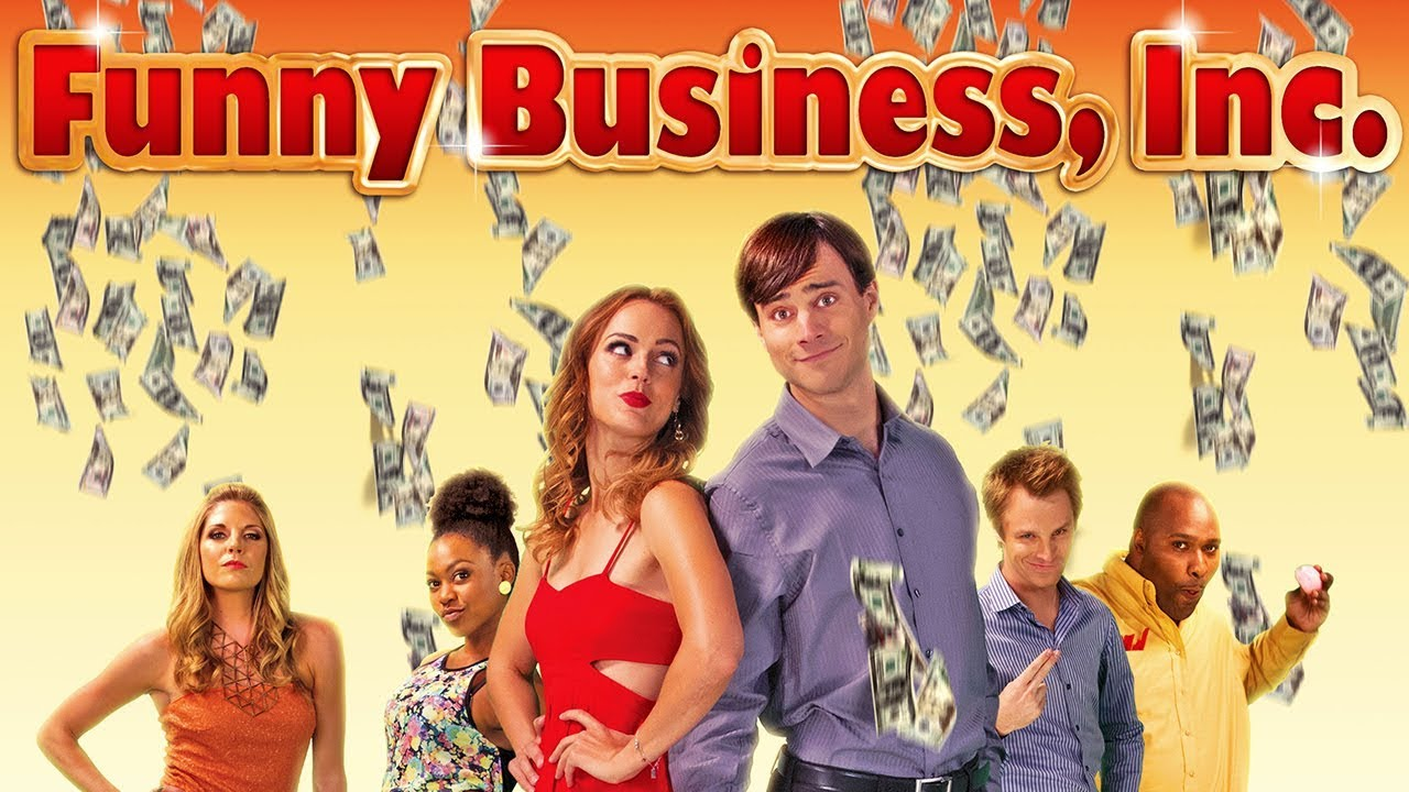 Download Funny Business Inc. (Free Film, English, HD, Full Length, Comedy, Romance) full length movies