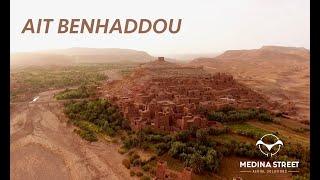 Ait Benhaddou (Les Kasbah du Sud : Drone)