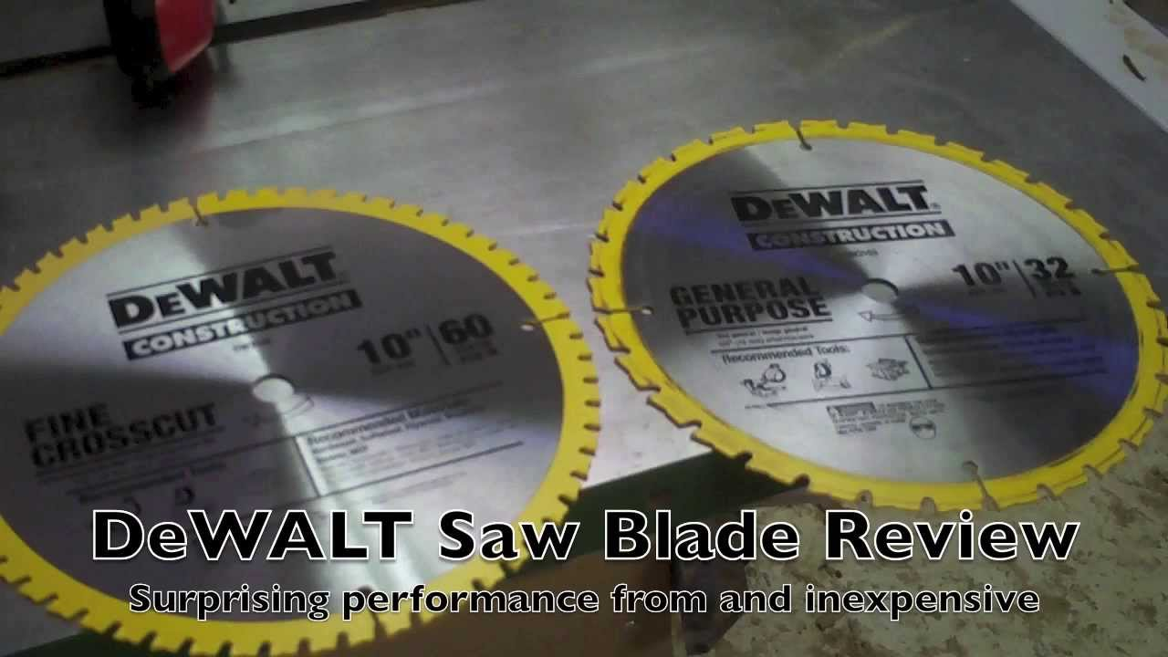 Dewalt saw blade review youtube dewalt saw blade review keyboard keysfo Image collections