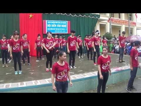 Dream High Dance_ 12A3  THPT Nam Yên Thành