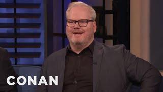 Jim Gaffigan Regrets Having Five Kids - CONAN on TBS