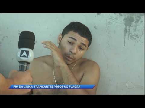 Traficantes são presos e debocham da polícia no Piauí