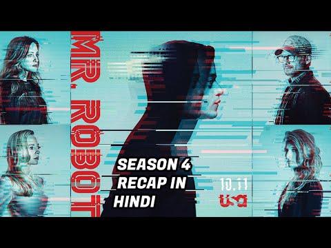 Mr. Robot Season 4 Recap In Hindi | Ending Explained