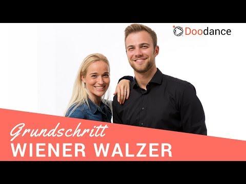 Hochzeitstanz: Wiener Walzer | Der Grundschritt