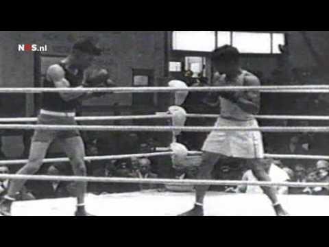 Olympisch goud Bep van Klaveren Amsterdam 1928