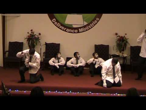 Fred Hammond Take My Hand Mime & Worship - 2010 You Are Empowered to Win, Bishop Steven L Glover;