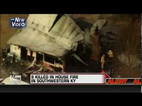 Breaking News 9  killed, including 8 children, in Kentucky house fire, report says   Fox News