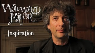 Wayward Manor: Neil's Inspiration