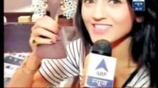 Akshaya Tritiya special feature with Anmol Jewellers on ABP News Saas Bahu Saajish 09 May 2016