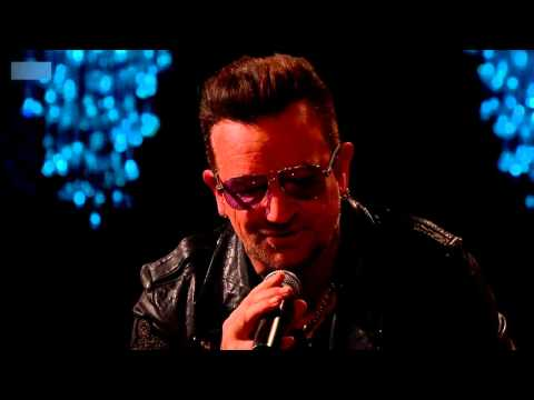 U2  Song For Someone Acoustic   On Graham Norton  HD