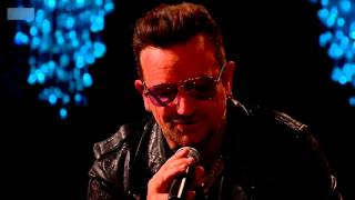 U2 - Song For Someone (Acoustic) - Live On Graham Norton - HD