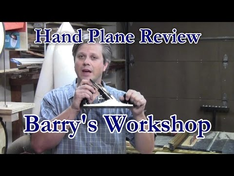 Hand Plane Review: Harbor Freight #4