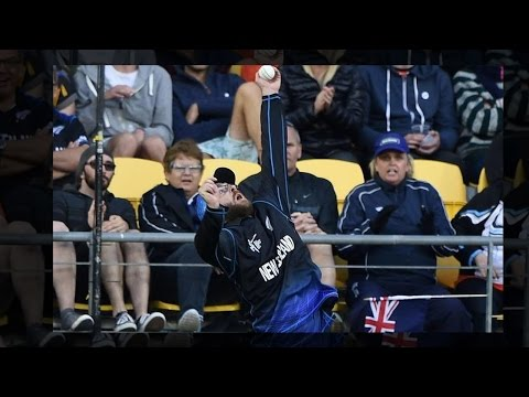 2015 WC: Daniel Vettori's Stunning Catch