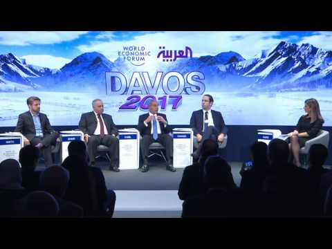 Davos 2017 - The Future of Arab Economies