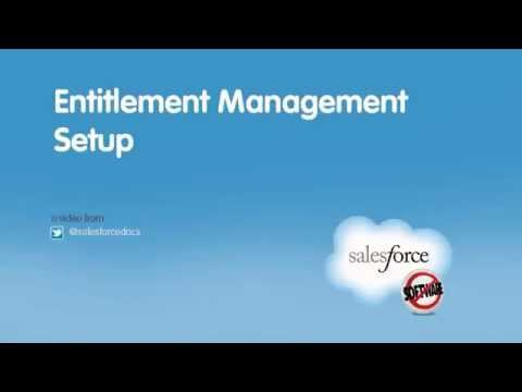 Entitlement Management Overview Youtube