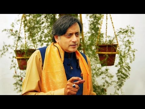 Shashi Tharoor on life after Sunanda Pushkar's death | Jaipur Lit Fest 2015