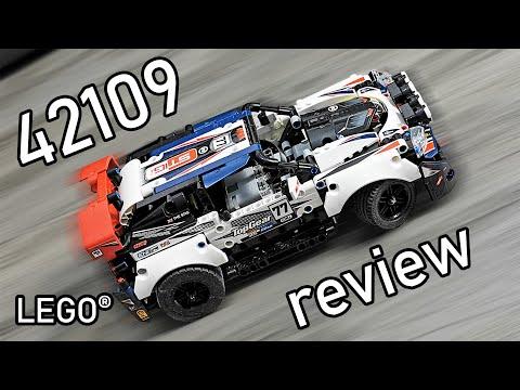 LEGO 42109 Review | LEGO Top Gear Rally Car | Test 42109 LEGO | LEGO Technic 42109 LEGO Technic 2020