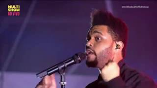 Download The Weeknd @ Lollapalooza Brasil 2017 Mp3 and Videos