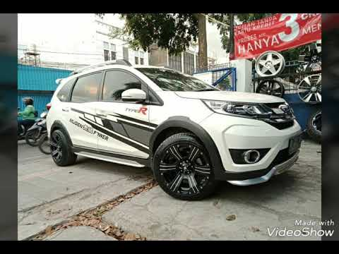 Honda brv modified