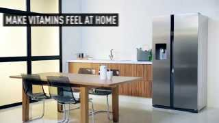 Panasonic Nr-b53v2 Side By Side Fridge Freezer