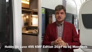 Reviews Hobby De Luxe 495 KMF Edition 2017 te koop Meerbeek Caravans & Campers Doetinchem