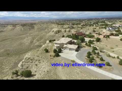 Liberty Point House 360 Drone Video Pueblo West CO