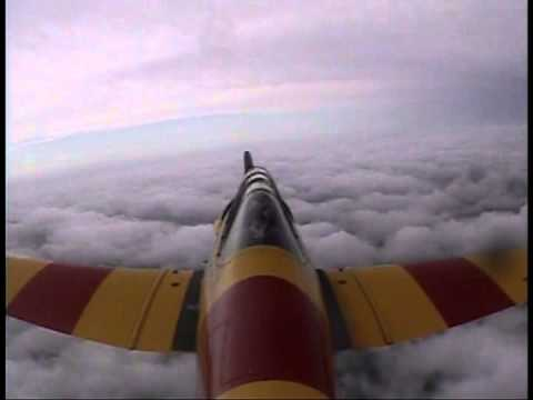 My first aerobatic flight - T6 Texan out of Kissimmee
