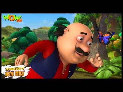 Motu Patlu New Episode | Cartoons | Kids TV Shows | Motu Ke Bol | Wow Kidz