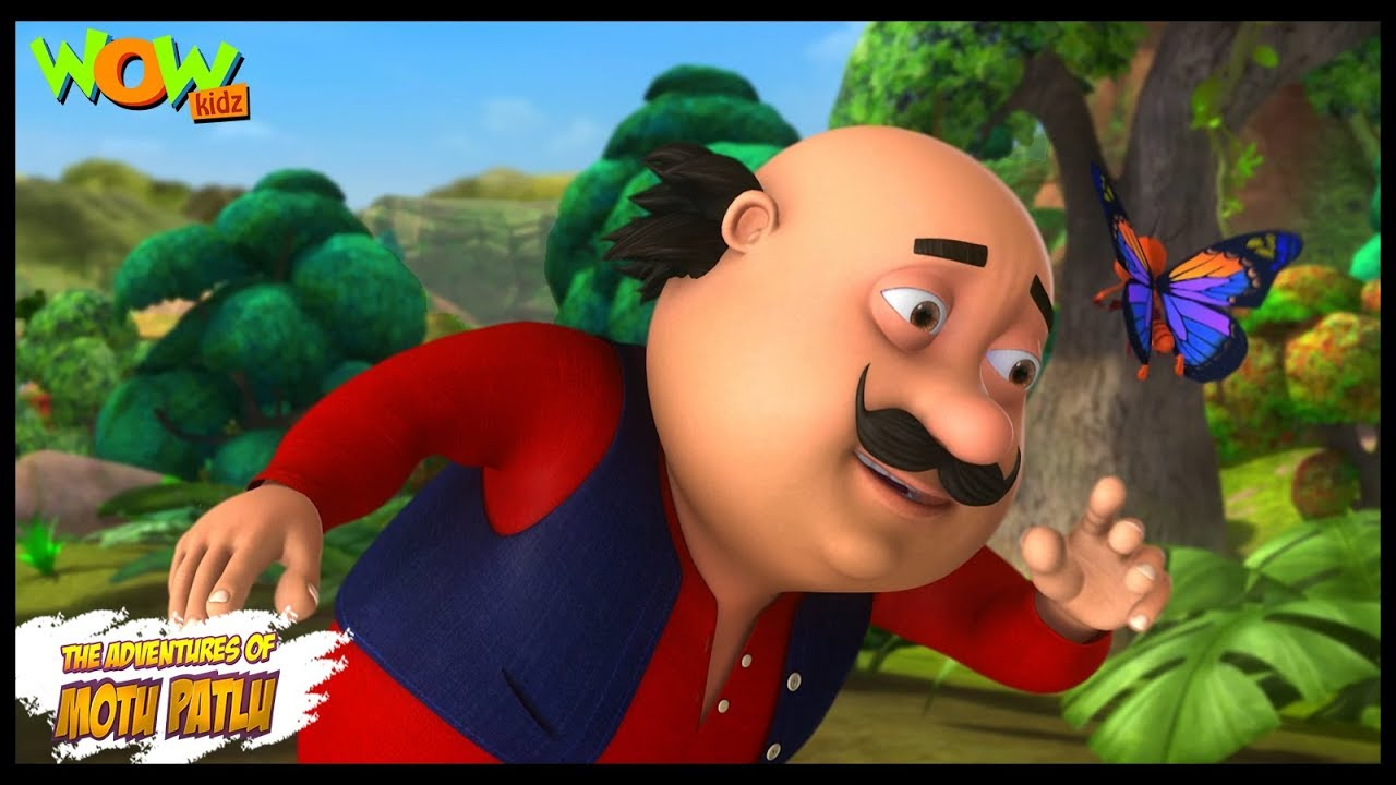 Motu Patlu New Episode | Cartoons | Kids TV Shows | Motu Ke Bol | Wow Kidz