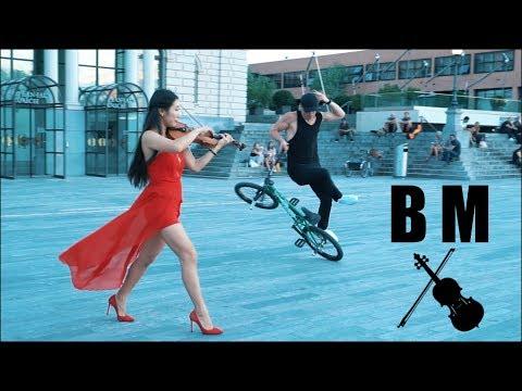 Chris Böhm | BMX VS. Geige | Irina Pak