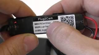 Відеоінструкція Мікрокамера BX900Z-IP-WIFI (інструкція з експлуатації)